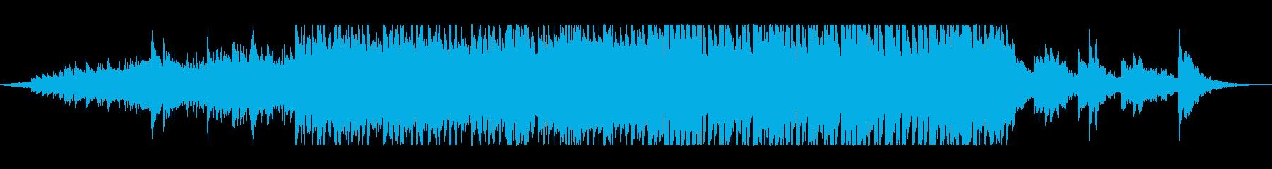 ギターのメロディが特徴的な幻想的なBGMの再生済みの波形