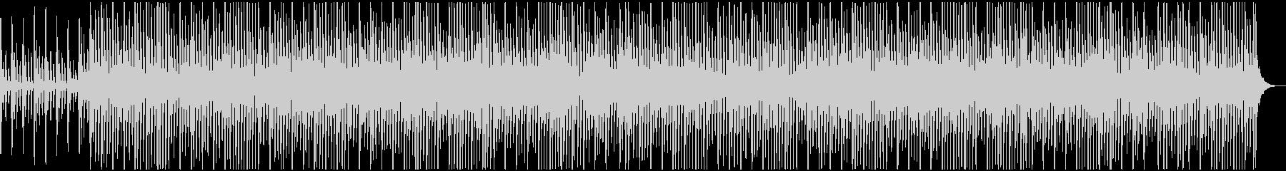 口笛とウクレレの可愛いポップスBGMの未再生の波形