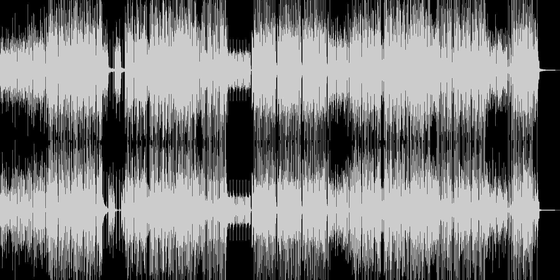驚き溢れる手品や面白映像に ジャズA2の未再生の波形