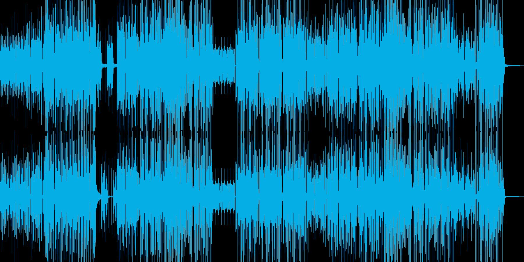 驚き溢れる手品や面白映像に ジャズA2の再生済みの波形