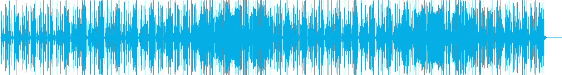 切なくて優しい雰囲気のR&B調ポップス☆の再生済みの波形
