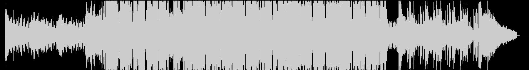 実験的 ロック ポストロック ブレ...の未再生の波形
