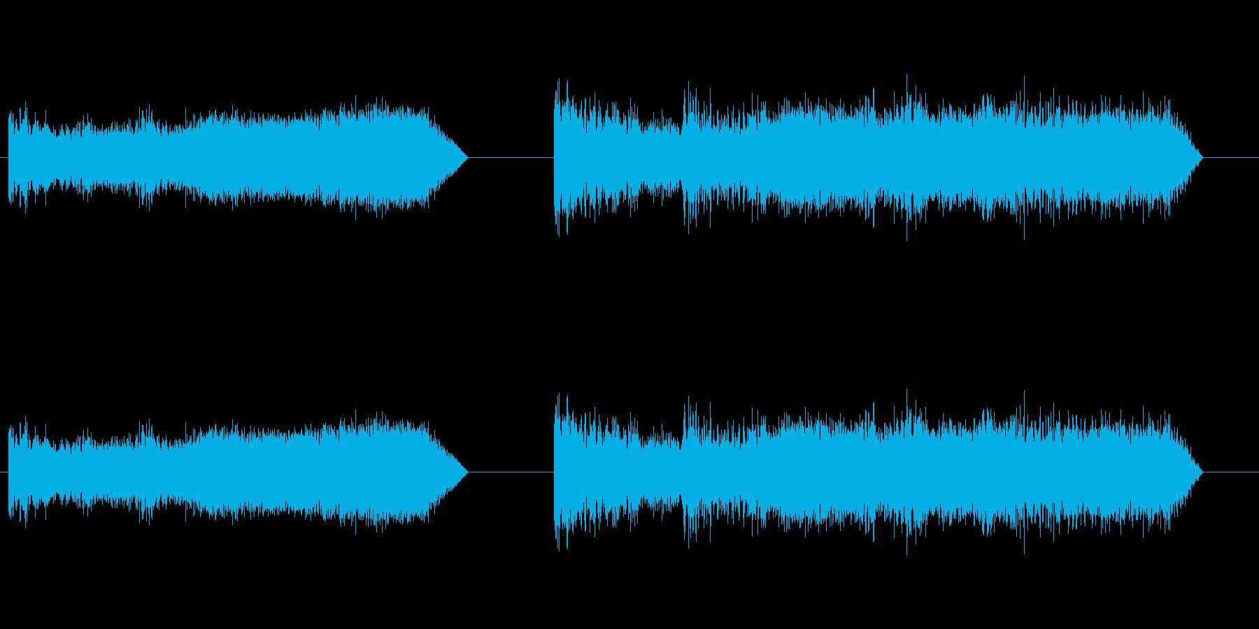 Machine Space Fra...の再生済みの波形