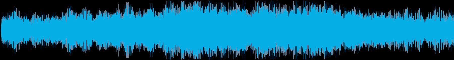 【ファンタジー/ホラー/SE】の再生済みの波形
