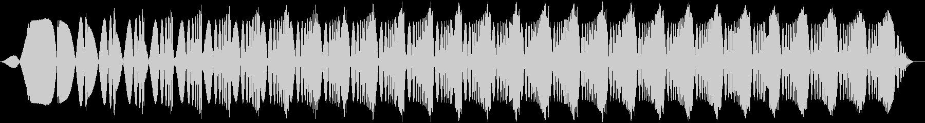 ピロピロピロ(超音波/高音/レーザーの未再生の波形