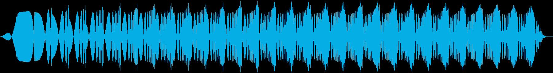 ピロピロピロ(超音波/高音/レーザーの再生済みの波形