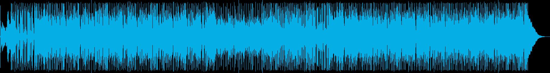 爽やか生アコギに爽快なバンドサウンドの再生済みの波形