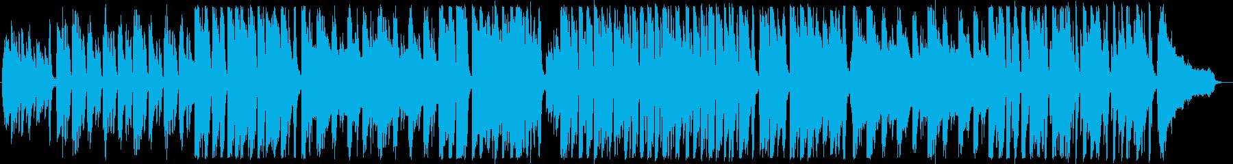 【CMアニメ】無理せず毎日一歩一歩。の再生済みの波形