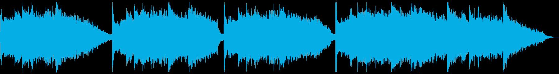 【リズム抜き】和風、雅楽風の穏やかなB…の再生済みの波形