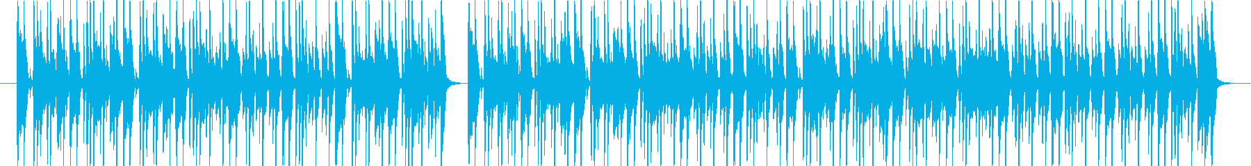 カントリー調の優しいギターポップスの再生済みの波形