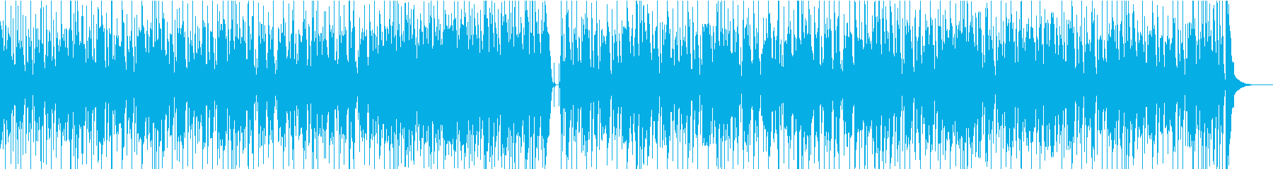 ファンク/ブラス/かっこいい/ノリノリの再生済みの波形