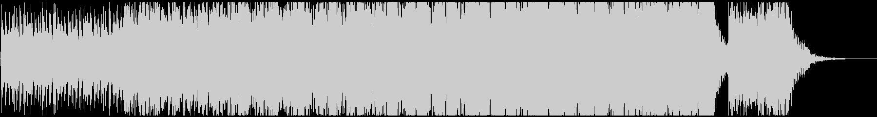 Damage Vの未再生の波形