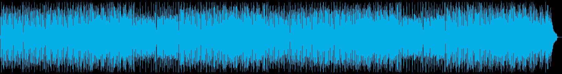 明るく前向きなピアノポップ:フルx2の再生済みの波形