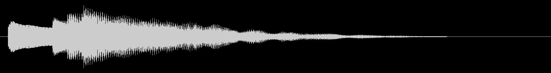 KANT涼しげアイキャッチ092214の未再生の波形