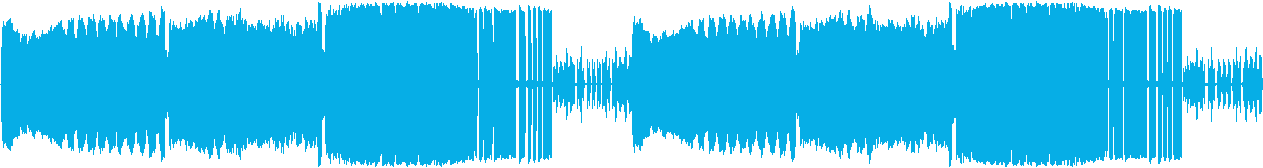 【世界遺産/ドキュメント/BGM】の再生済みの波形