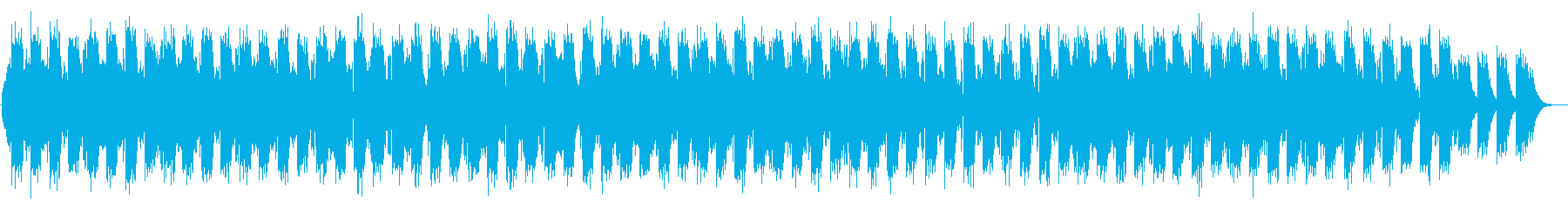 Loose erhu BGM's reproduced waveform
