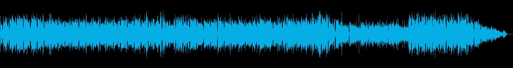 カントリーインストゥルメンタル。メ...の再生済みの波形