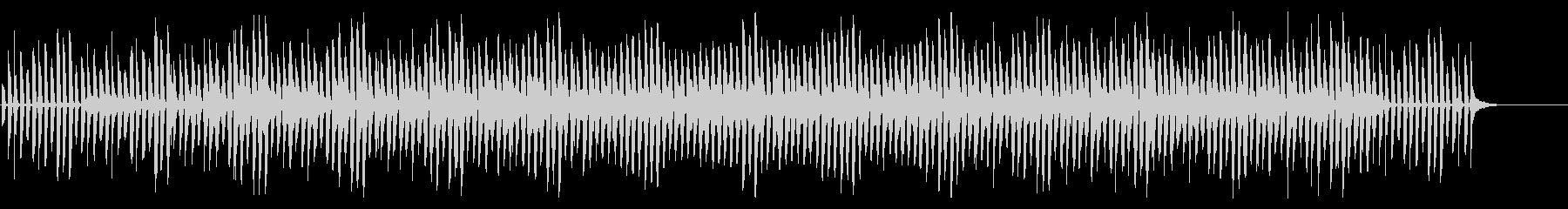 YouTubeかわいい犬猫ペット映像の未再生の波形