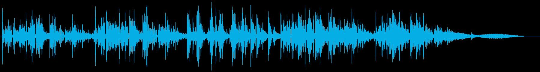 Shiosaiの再生済みの波形