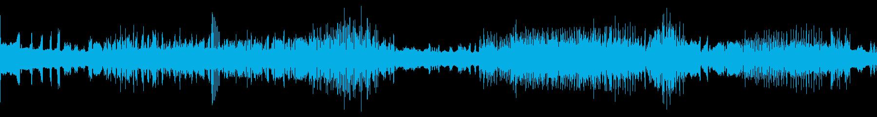 DIDGERIDOO、非常に長い、...の再生済みの波形