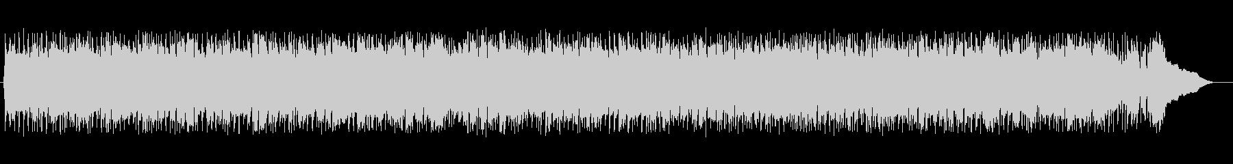 90年代J-ROCK風、メロディアスの未再生の波形