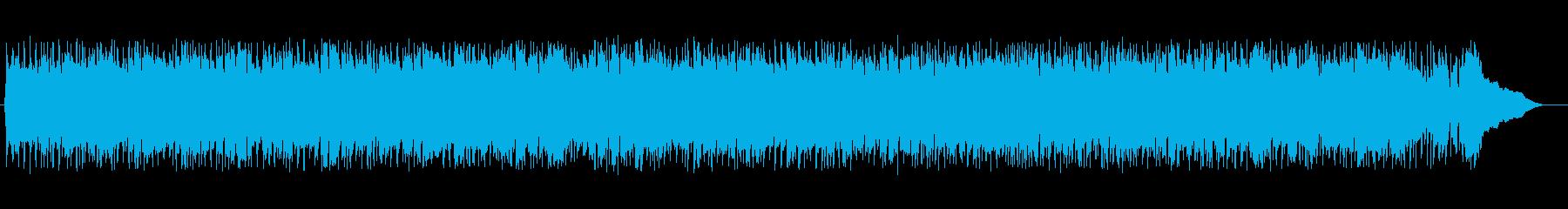 90年代J-ROCK風、メロディアスの再生済みの波形