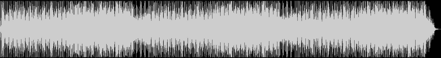 定番曲「スタイリッシュ」Bの未再生の波形