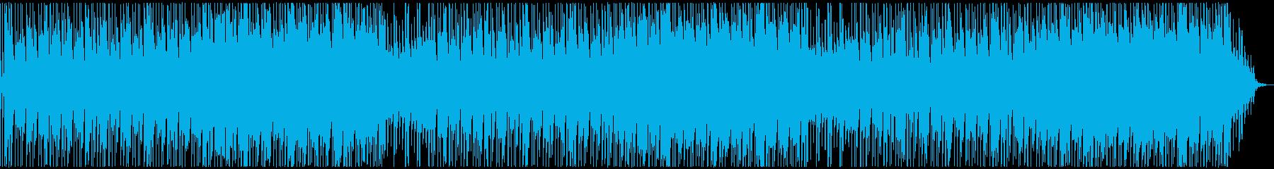 定番曲「スタイリッシュ」Bの再生済みの波形