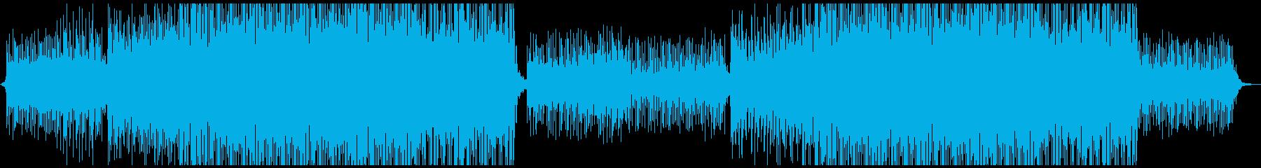 夏の夜中2時に聴きたいトロピカル楽曲の再生済みの波形