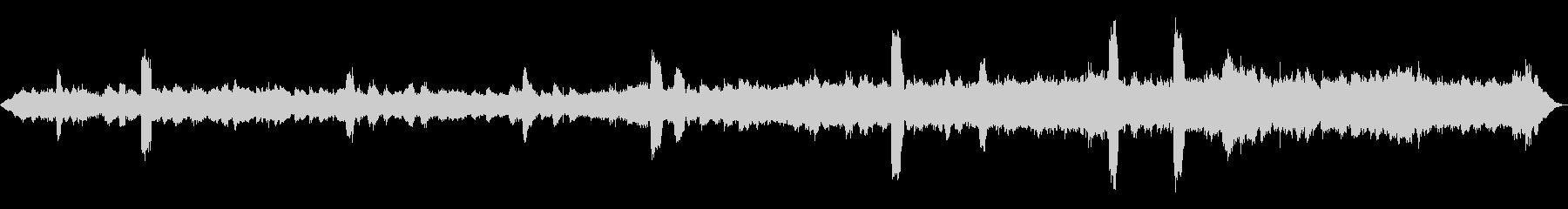 [ASMR]昆虫などが鳴いている森_01の未再生の波形