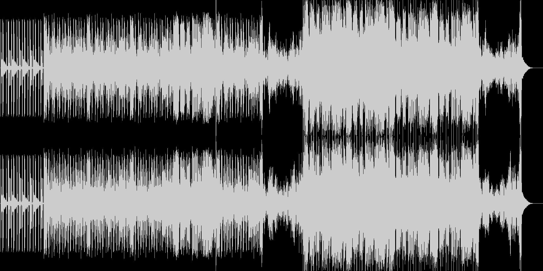 ヒップホップ。コード、ジェネリック...の未再生の波形