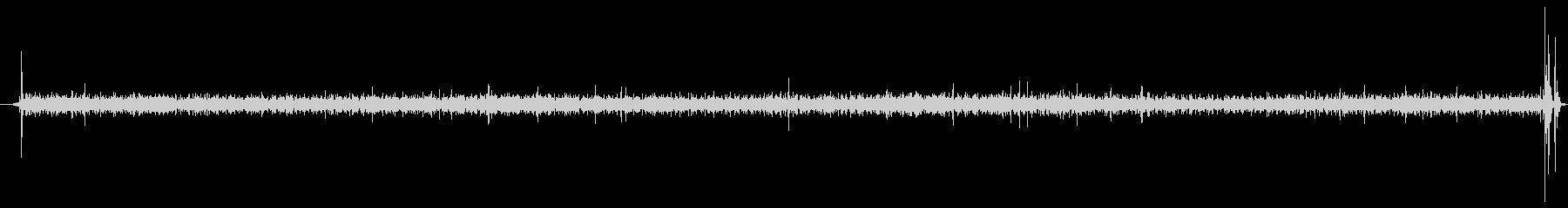 アンティークマニュアルムービーカメ...の未再生の波形