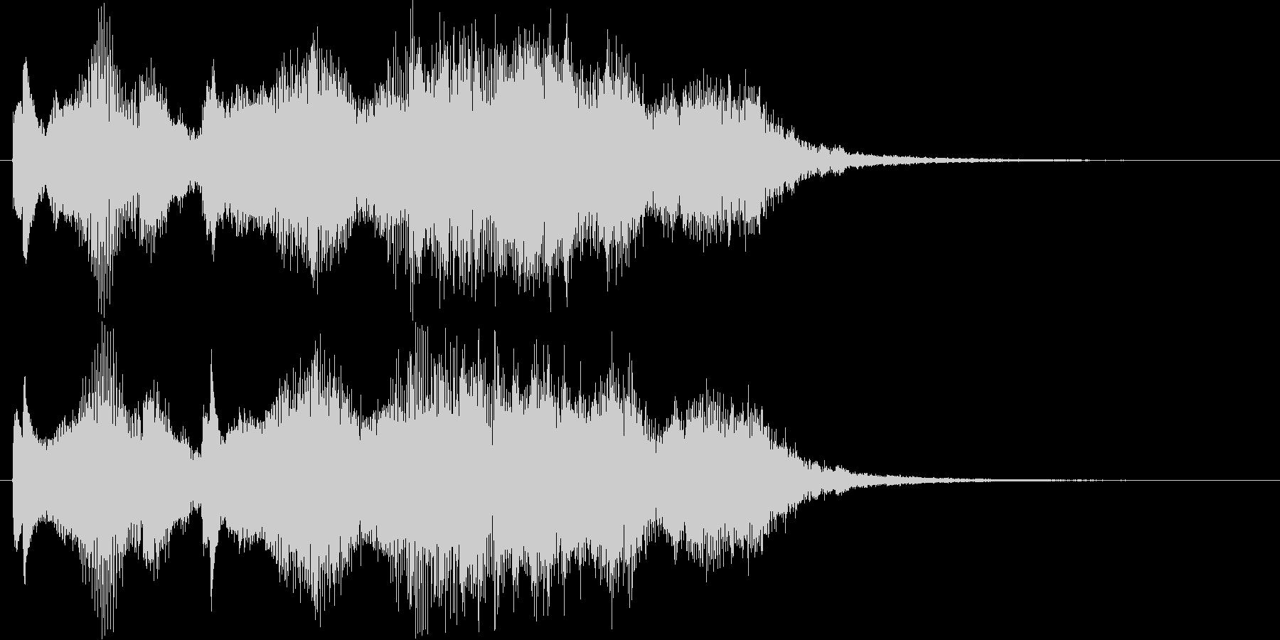 マジカルなシンセ・弦楽器など短めの未再生の波形