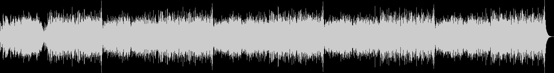 ドンキホーテのキトリ和風アレンジの未再生の波形