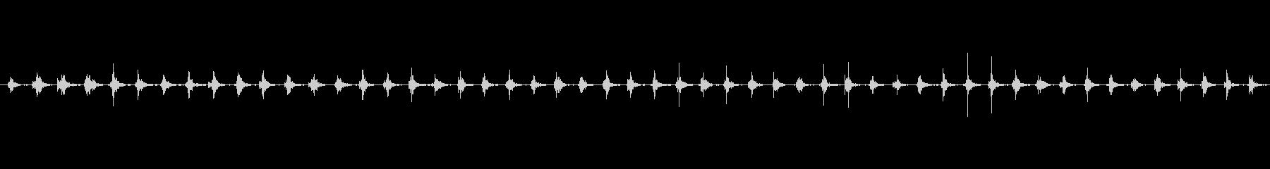 ステップ ミリタリーマーチヘビー01の未再生の波形