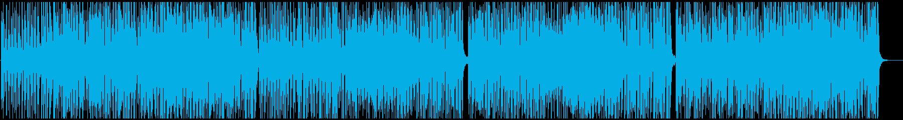 伝統的 ジャズ ビバップ ディキシ...の再生済みの波形