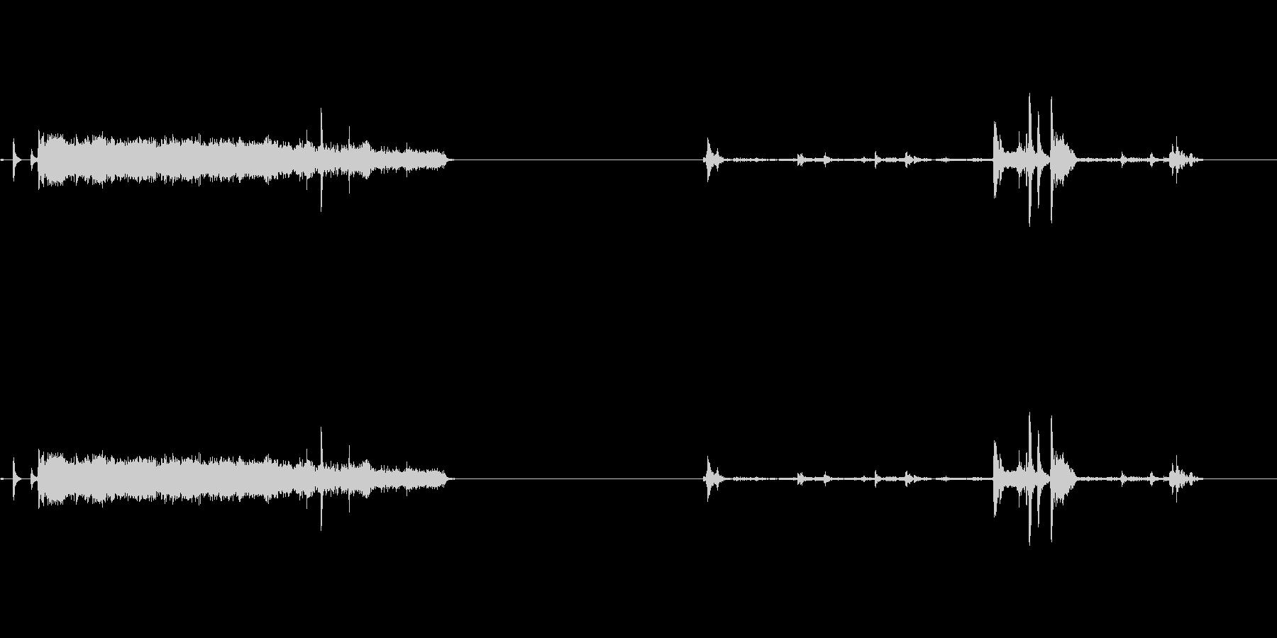 【プリンター01-3】の未再生の波形