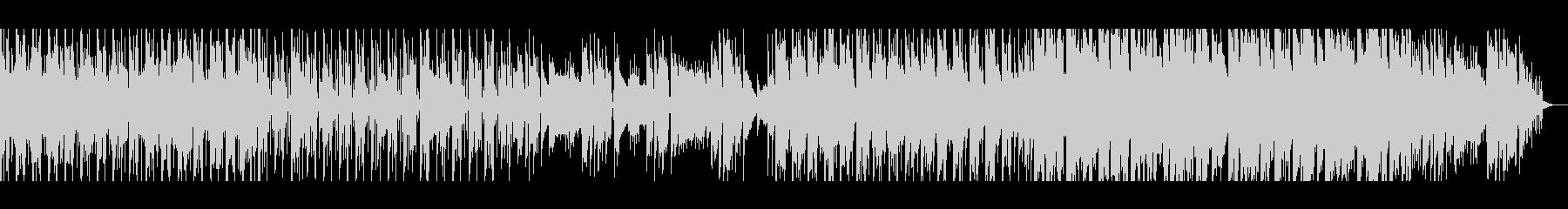 【短いVer2】スペーシーファンクの未再生の波形