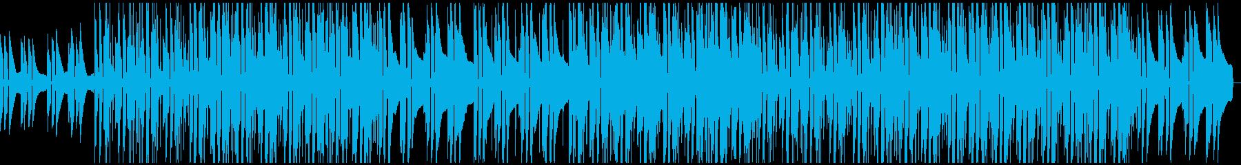 ゆったりまったりHipHop その4の再生済みの波形