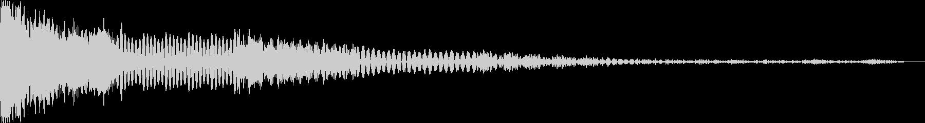 AMGアナログFX18の未再生の波形