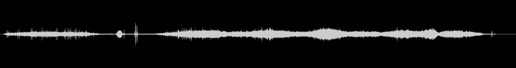 モデルトレイントラック; DIGI...の未再生の波形
