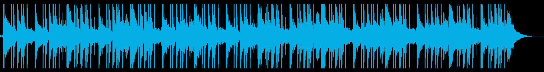 ローファイ/Hiphop_No382_2の再生済みの波形