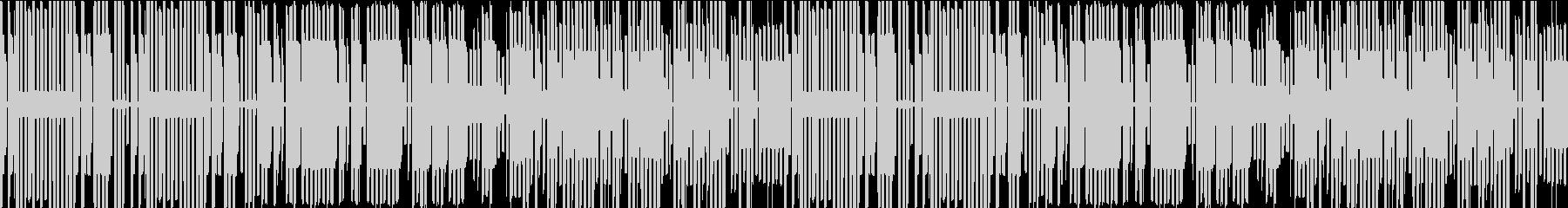 FC風ループ いいおみせの未再生の波形