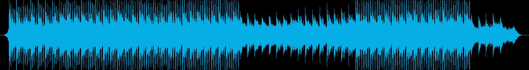 EDM4☆明るくほのぼのしたギター☆の再生済みの波形