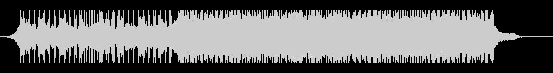 やる気 (60 Sec)の未再生の波形