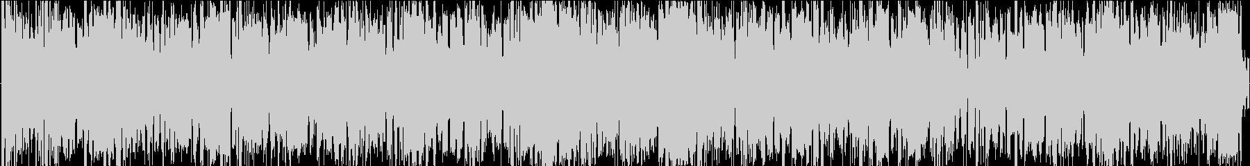 シーケンス 汚れた器官03の未再生の波形