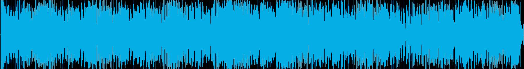 シーケンス 汚れた器官03の再生済みの波形