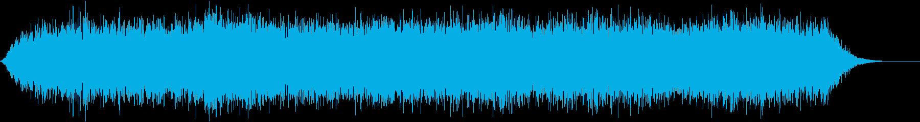 【ダークアンビエント】忘却の再生済みの波形