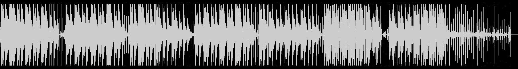 texture2の未再生の波形