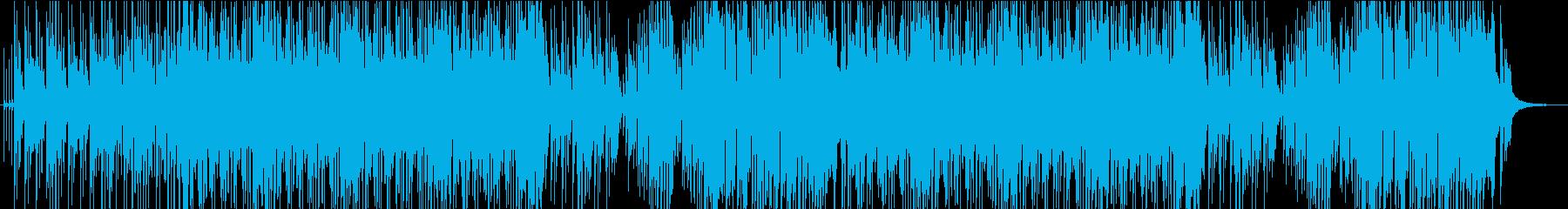 ノリノリなJazzビッグバンドブラス!の再生済みの波形